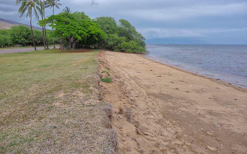 Kakahaia Beach Park Molokai Hawaii