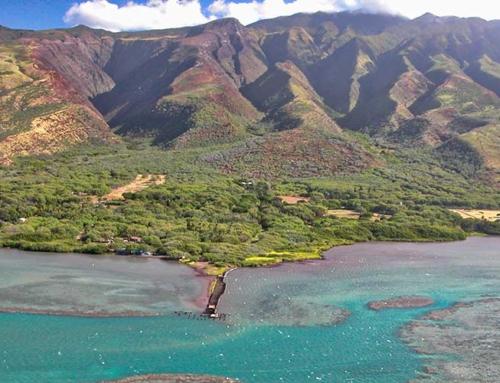 MOLOKAI BEACHES – 2 Central Molokai Near Kaunakakai