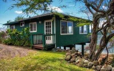 Molokai Beach Houses Pu Unana